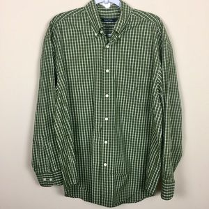 Nautica Men's Sz L Button Down Shirt 👔